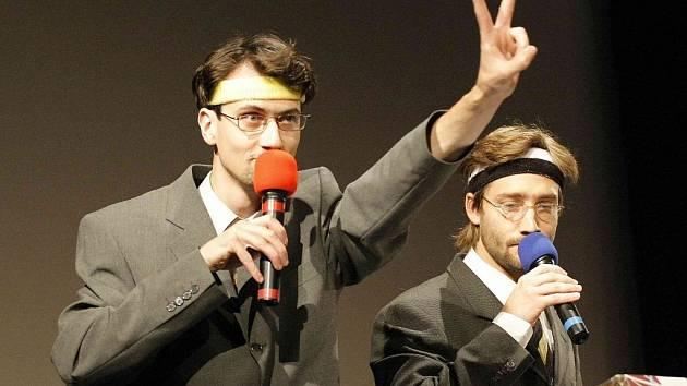 Předávání cen Mezinárodního festivalu dokumentárních filmů Jihlava 2007.