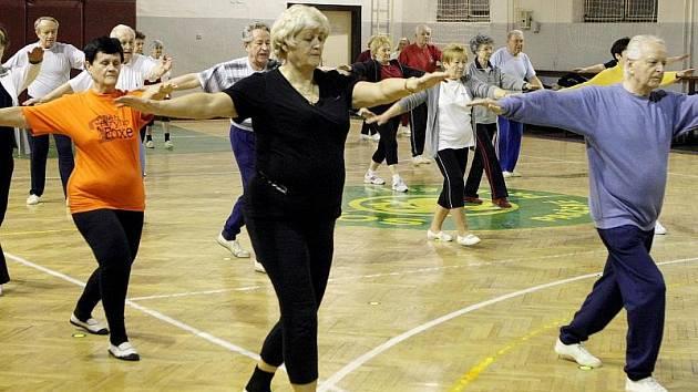 Sokolové dnes. Po revoluci v roce 1989 došlo k obnovení sokolských tělocvičných jednot po celé republice. Ilustrační foto.