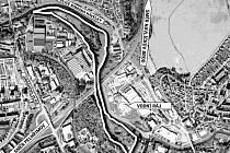 Český mlýn. Studie, kterou si magistrát města nechal zpracovat, počítá s proměnou v současné době nevyužitých míst. Výhodou lokality je těsné sousedství s centrem města a možnost propojení se stávající sítí cyklostezek na protějším břehu řeky.