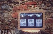 Telčská pražírna kávy funguje od roku 2016.