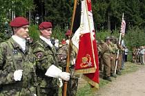 Pietní akce se účastnili vojáci 43. výsadkového praporu Chrudim, členové Klubu vojenské historie Rota Nazdar z Bakova, klubu Brněnská pětačtyřicítka  a mnozí další.