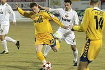Naposledy se fotbalisté pražské Dukly představili na stadionu v Jihlavě v březnu 2011. V tehdejším utkání diváci branku neviděli, nepodařilo se ji vstřelit ani Murisi Mešanovičovi.