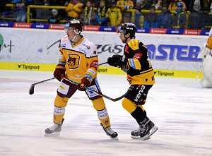 HC Verva Litvínov - HC Dukla Jihlava