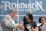 V pátek 7. srpna se otevře centrum Robinson pro širokou veřejnost.