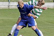 Výrazným způsobem se do zápasu zapsal ždírecký záložník Tomáš Šnobl. V prvním poločase vstřelil v 6. a 37. minutě gól.