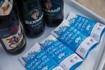 Preventivní akce BESIPu ve spolupráci s Policií ČR s názvem Řídím, piju nealko pivo na silnici I/38 v Čížově na Jihlavsku.