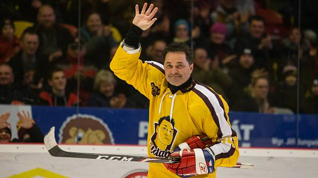 Herec a hokejový manažer Martin Dejdar: Olymp? Mám tam samé rebely