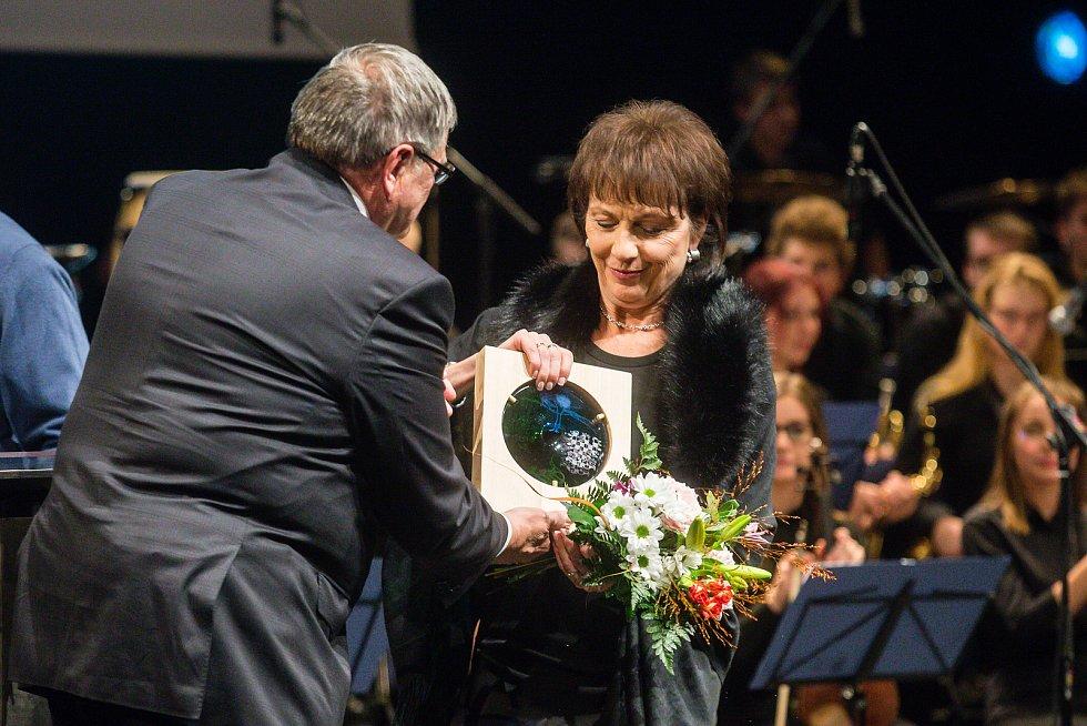 Slavnostní udílení nejvyšších ocenění Kraje Vysočina. Ilustrační foto
