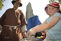 Na hradě Orlíku představí svůj um i zástupci starých řemesel.