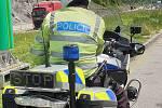 Ukázněnost řidičů na dálnici prověřovalo v pátek jedenáct policejních hlídek.