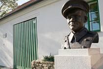 Rodný dům parašutisty Jana Kubiše