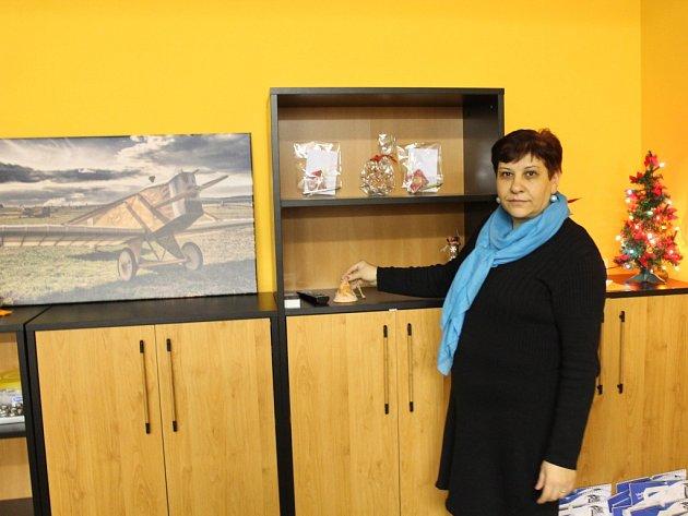 Pomáhá. Alena Skovajsová stojí za Nadačním fondem Šťasná hvězda, který sídlí v Kosmákově ulici.