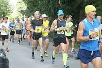 Běžec Vysočiny se vrátil na Pávov, stejně jako před letní pauzou zvítězil Jakub Exner.