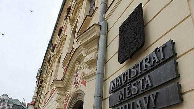 Magistrát města Jihlavy.