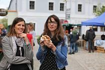 První Restaurant Day v Třešti.