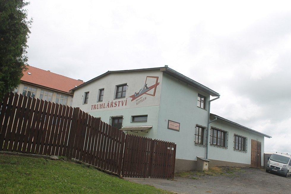 Ve Velkém Beranově je i řada podnikatelů.