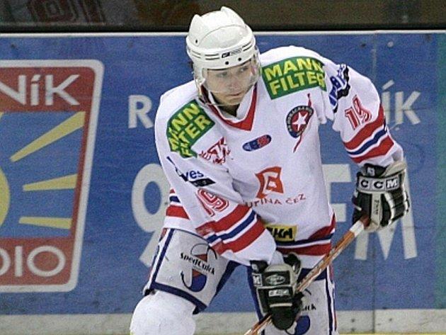 Loni byl Lukáš Nahodil jedním z tahounů Horácké Slavie. Talentovaný odchovanec třebíčského klubu si na dva zápasy vyzkoušel i dres extraligových Pardubic.