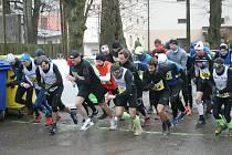 Pohár Běžce Vysočiny pořádal po takřka tříměsíční pauze další závod. Běželo se v Polné.