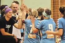 Další dvě utkání florbalové extraligy odehrají Jihlavanky v azylu ve Žďáru nad Sázavou.