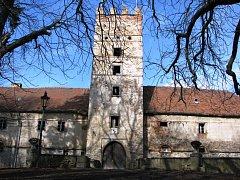 Brtnický zámek
