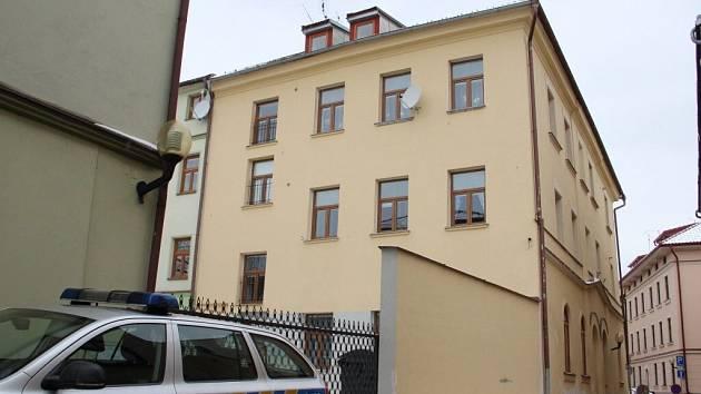 Dům, kde zadržený mladík bydlí