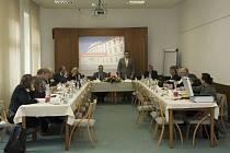 Vedení osmi německých univerzit v Jihlavě probíralo možnost spolupráce s Vysokou školou polytechnickou.