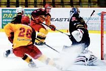 Po většinu zápasu byli hokejisté Jihlavy aktivnější než jejich soupeř z Chomutova. Protože však nedokázali využít celou sérii přesilových her a nadějných příležitostí, honili body až na poslední chvíli. To se jim nakonec povedlo.