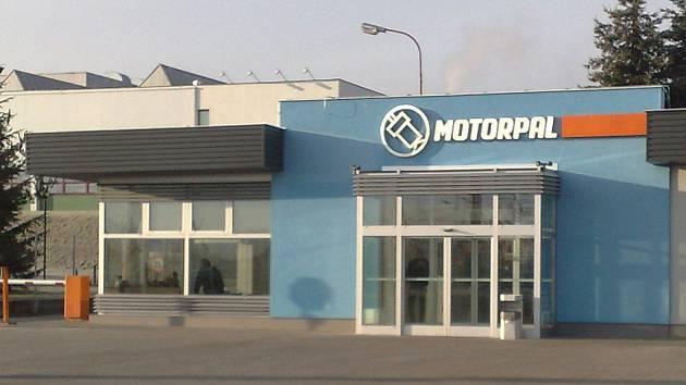 Motorpal Jihlava. Ilustrační foto.
