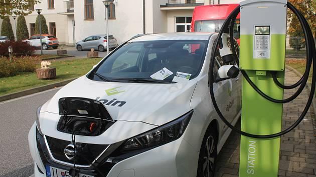 Elektromobilita, ilustrační foto