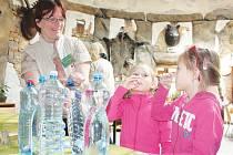 Již podruhé se jihlavská zoologická zahrada připojila k oslavám Světového dne vody. Program v zoo se uskuteční zítra. Zabaví se jak děti, tak dospělí. Aktivity se budou odehrávat v centru PodpoVRCH. Snímek je z loňska.