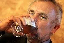 Zakladatel radničního pivovaru Miroslav Tomanec.