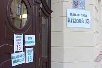 V Jihlavě šli lidé volit také v místním referendu o spalovně