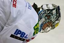 Gólman Michal Nedvídek předvedl v sobotním zápase s Berounem výborný výkon. Horáckou Slavii podržel především v závěrečných minutách, kdy zlikvidoval několik nadějných šancí soupeře.