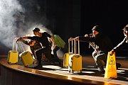 Sobotní večer v Horáckém divadle v Jihlavě patřil celostátní akci Noc divadel, v rámci které se konalo také vyhlášení divácké ankety Horác. Návštěvníci si navíc mohli prohlédnout místa, na která se běžně nedostanou, například do kanceláře ředitele nebo do