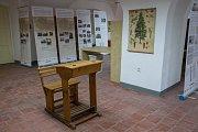 Výstava Školákem v Protektorátu .