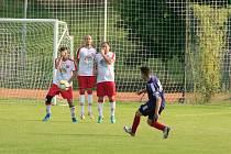 Fotbalisté Bedřichova už jsou ve společném zápřahu.