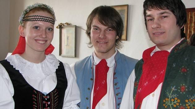 Krajské kolo soutěže dětských zpěváků Zpěváček 2009.
