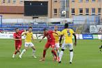 FC Vysočina Jihlava - MFK Vítkovice 3:0 (0:0).
