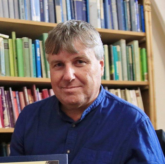 Milan Šustr, 57let, fotograf, Žďár nad Sázavou