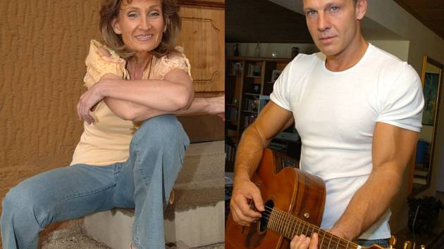Zuzana Bubílková a Martin Maxa