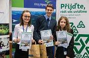 Jubilejní 10. ročník vědomostní a jazykové soutěže S Vysočinou do Evropy