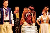 Severočeské divadlo představí Prodanou nevěstu v takové podobě, v jaké ji Smetana se Sabinou uvedli před půldruhým stoletím v Prozatímním divadle.