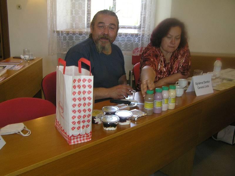 Zahájení Mlékárenských dnů v Přibyslavi.