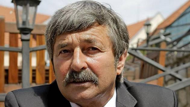 Předseda KFS Vysočina Miroslav Vrzáček