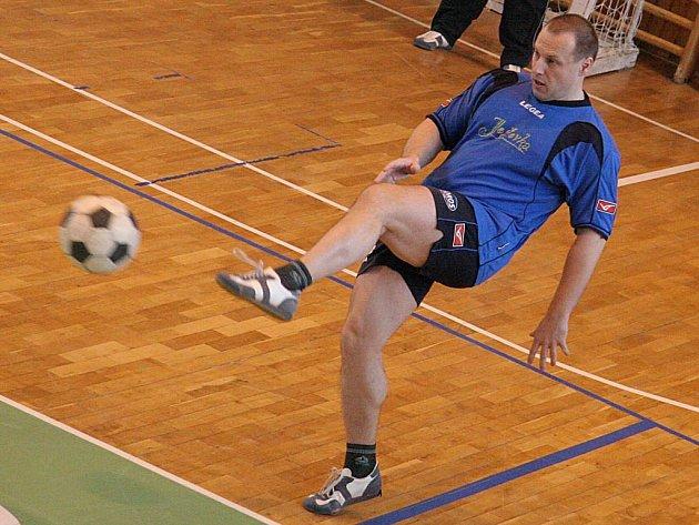 Absence Beraczky byla v souboji s Českými Budějovicemi (1:6) znát.