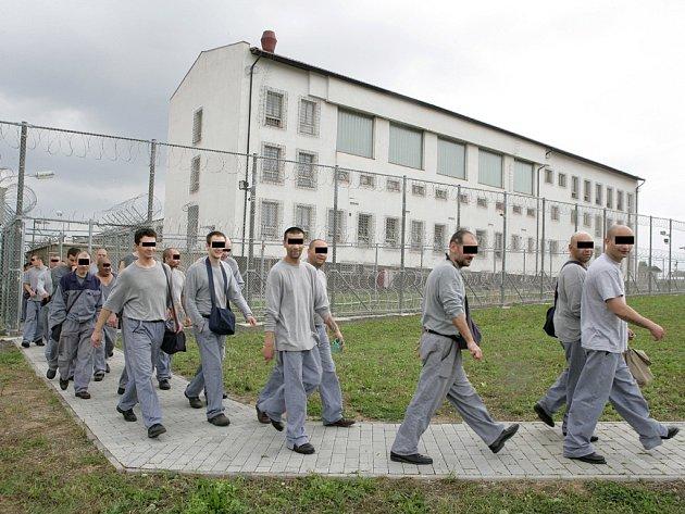 Recidivista Jiří Srp si odpykával své tresty ve věznicích Oráčov (na snímku) a Horní Slavkov. V dopisech, které psal důvěřivé ženě z Jihlavy, mimo jiné tvrdil, že má dům, byt, trvalý příjem z působení v legii a že zdědil ranč v Americe.