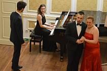 Součástí Operního divadla Jihlava je také projekt (Ne)jen operní koncerty.