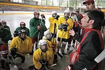 V červenci se na Horáckém zimním stadioně v Jihlavě uskuteční společné soustředění mladých hokejistů z kraje Vysočina a z finské oblasti Hämeen–Lääni.