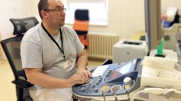 Nový ultrazvuk v jihlavské nemocnici