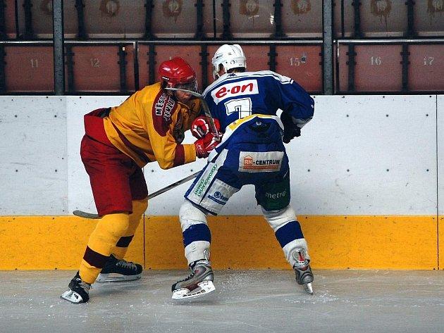 HC Dukla Jihlava vs.  HC Kometa Brno